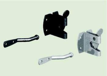 Galvanised Straight Band-Braced /& Adjustable